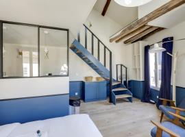 Hotel photo: Lovely apartment in Porte Versaille / Parc des Expo