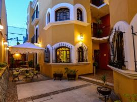 A picture of the hotel: Suites Bello Xochimilco