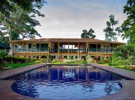 Hotel near Kolombiya