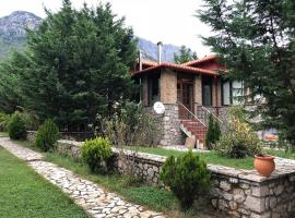 Hotel Photo: Stone & Wood Chalet Arachova