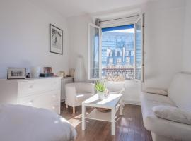 Hotel photo: Charming flat next to Montparnasse