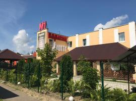 Hotel near Orša