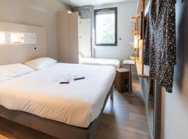 Hotel photo: ibis budget Rennes Rte Lorient