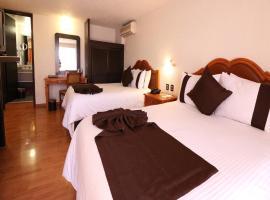 Hotel near Aguascalientes