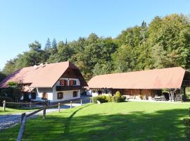 Hotel photo: Turistična kmetija šeruga