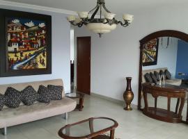 Hotel photo: Lujoso Depar. Ceibos, Guayaquil opcional trasladose y turismo