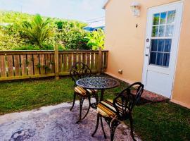 Hotel near Bermudy