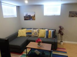 Hotel Foto: Fantastic and New Downtown 1-Bed Basement Apt.