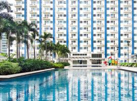 A picture of the hotel: 1BR Condo at SMDC Light Residences, Boni MRT, Mandaluyong City