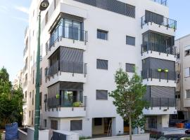 A picture of the hotel: Stylish Studio Apartments in TLV city center