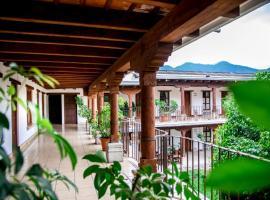 A picture of the hotel: Hotel La Ermita de Santa Lucia