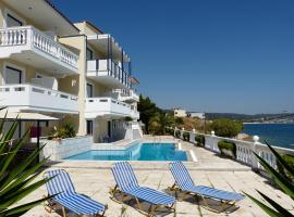 Hotel Photo: Ostria Seaside Studios and Apartments