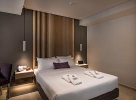 A picture of the hotel: Trianon Luxury Apartments & Suites
