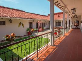 A picture of the hotel: La casona del Centro