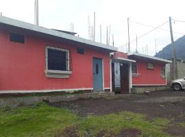 Hotel near Чимальтенанго