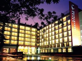 A picture of the hotel: Hotel Kapok Wuxi-Cityheart