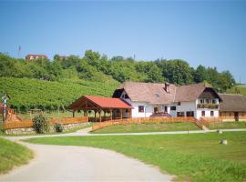 Hotel photo: Turistična kmetija Lovrec Marjan