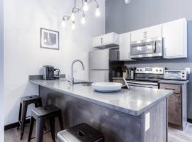 Hotel photo: Downtown 1BR Apartment Next to Public Transit