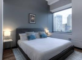 Hotel photo: 2 Bedroom Condo in Downtown Motor City