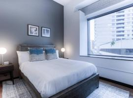 Hotel photo: 1 Bedroom Apartment in The 313