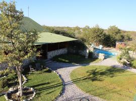 Hotel photo: Mopane Village Lodge