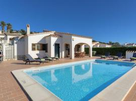 Hotel photo: Torre Soli Nou Villa Sleeps 7 Pool Air Con WiFi