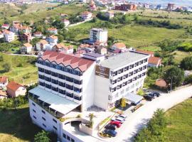 Hotel photo: Hotel International Prishtina & Spa