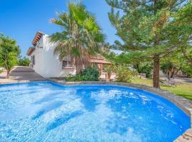 Hotel photo: es Barcares Villa Sleeps 4 Pool Air Con WiFi