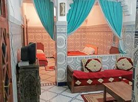 호텔 사진: Dar BABAHA
