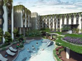 Hotel photo: Village Hotel at Sentosa by Far East Hospitality