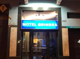 A picture of the hotel: Motel Coimbra (Adults only)