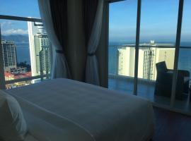 Ξενοδοχείο φωτογραφία: Le Pew Balcony Ocean View Nha Trang