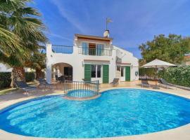 Hotel photo: Cala'N Blanes Villa Sleeps 9 Pool Air Con WiFi