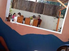 Хотел снимка: Casa Horus Atitlan