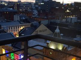 A picture of the hotel: Theatre District Penthouse - Glasgow City Centre