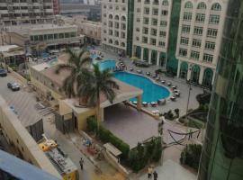 Hotel photo: ApartHotel from ICity