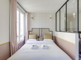 Hotel photo: Bright new Flat Porte de Versailles