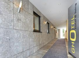Fotos de Hotel: GHOTEL hotel & living München-Nymphenburg