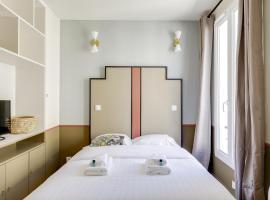 Hotel photo: Great studio near exhibition parc/Porte Versailles