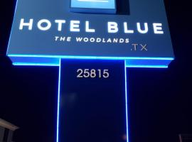 Hotel photo: Hotel Blue - Woodlands