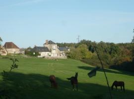 Hotel Photo: Domaine de Montgenoux