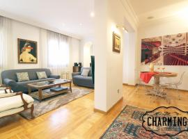 A picture of the hotel: charming ferraz