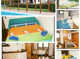 酒店照片: Parco delle Stelle Lodge