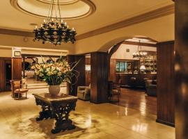 Hotel photo: Hotel Austral Bahía Blanca