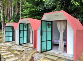ホテル写真: Eco Capsule Resort at Teluk Bahang, Penang