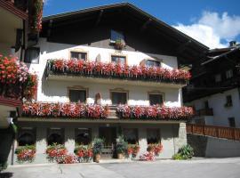 Hotel photo: Ferienwohnungen Hauser