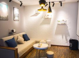 Hotel photo: Nice Guest House With Dyson Dryer Near City Center Suning Square