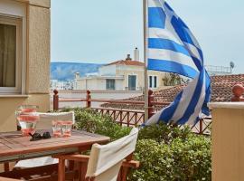 Hotel foto: Parthenon house 3 min away from Acropolis.