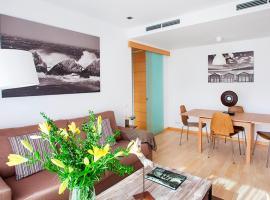 Фотографія готелю: durlet rambla mar apartments- 2 bedrooms superior apartment