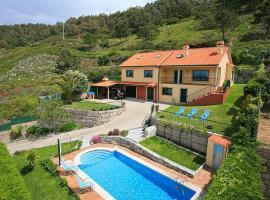Hotel photo: As Marinas Villa Sleeps 10 Pool WiFi